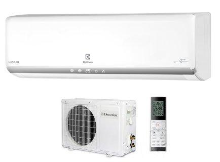 сплит-системы Electrolux — Monaco Super DC-Inverter